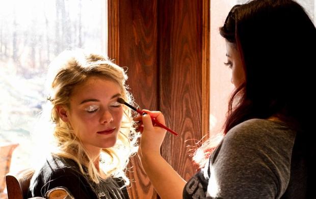 Lucy Makeup Shot 1