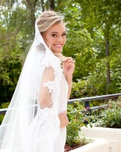 Bridal Rose Schaller Photo